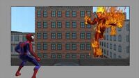 Spider-Man and Human Torch TRN005