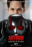 Ant-Man Scott poster