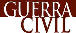 Guerra Civil Logo