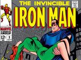 Homem de Ferro Vol 1 3
