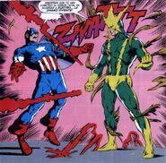 Steven Rogers (Tierra-616) y Maxwell Dillon (Tierra-616)