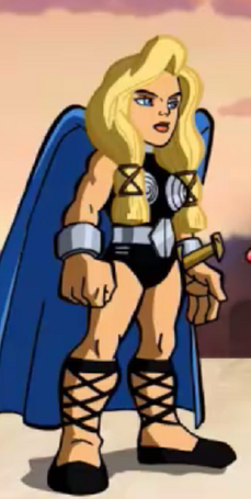 Brunnhilde (Tierra-91119) de Super Hero Squad Show Temporada 1 14