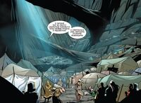 Mighty Thor Vol 2 20 Light elves in Nidavellir