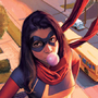 Miss Marvel Kamala Khan Populares