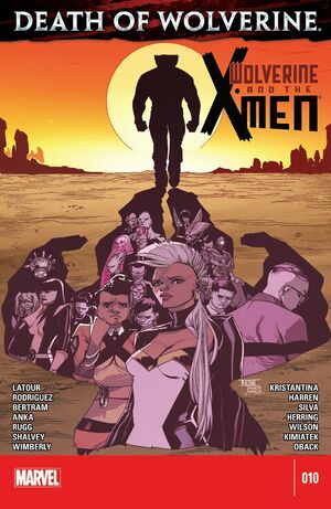 Wolverine and the X-Men Vol 2 10