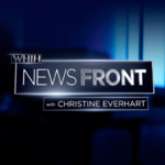 WHIH Newsfront With Christine Everhart Logo