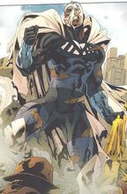 Adam Brashear (Earth-616) from Adam Legend of the Blue Marvel Vol 1 1 0001
