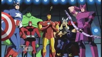 Avengers Earth's Mightiest Heroes Trailer