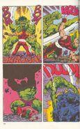 Doc Samson vs The Hulk