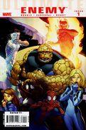 Ultimate Comics Enemy Vol 1 1