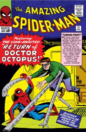 O Espantoso Homem-Aranha Vol 1 11