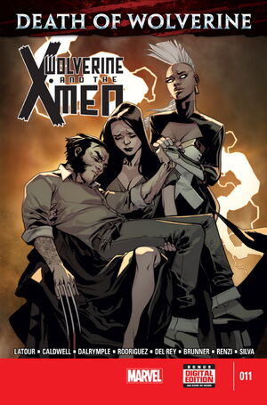 Wolverine and the X-Men Vol 2 11