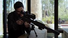 Уорд стреляет в Питерсона