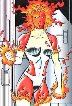 Carol Danvers como Binária
