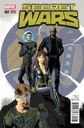 Secret Wars Vol 1 2 Nowlan Variant