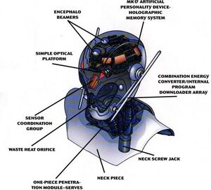 Ultron Head