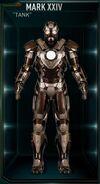 Armure d'Iron Man MK XXIV (Terre-199999)