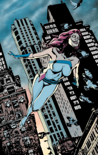 Jessica Jones (Tierra-616) como Joya