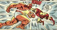 La Bi-Bestia (Tierra-616) vs Abthony Stark (Tierra-616)