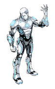Armure d'Iron Man MK L