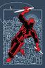 Daredevil Vol 4 1 Variante de Rivera SinTexto
