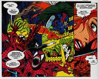 "Carnage's ""family"" at the Deep and Mary Jane sees them"