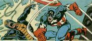Constrictor vs Capitán América 01