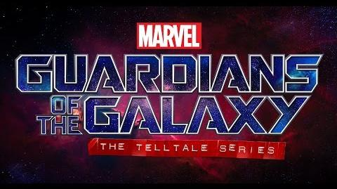 Guardians of the Galaxy Video Game TellTale Series Teaser
