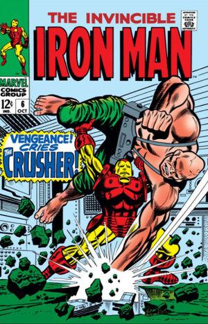 Iron Man Vol 1 6
