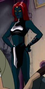Raven Darkholme (Tierra-11052)