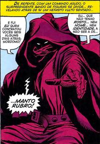 Manto Rubro