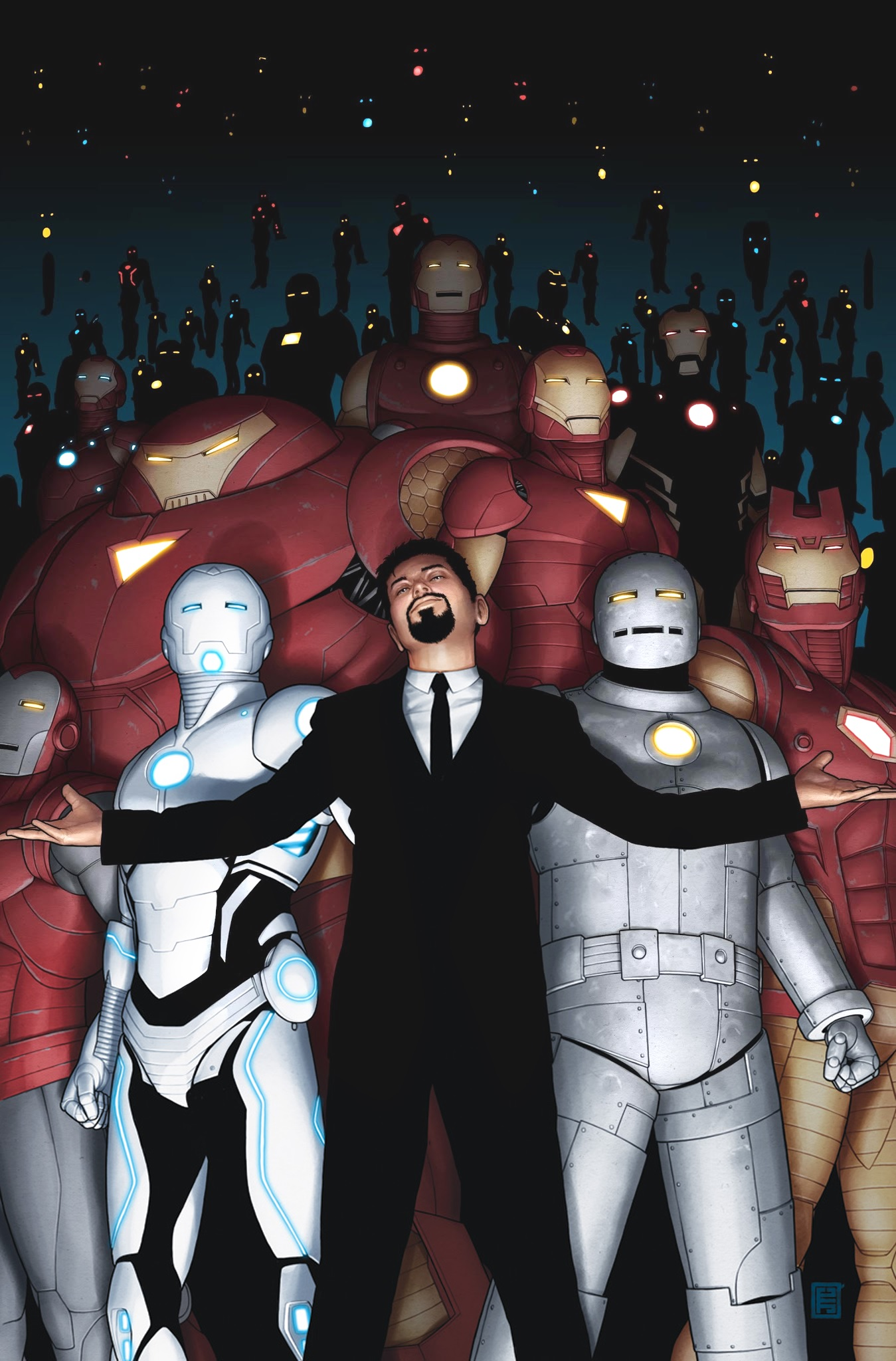 Armure D Iron Man Marvel Wiki Fandom Powered By Wikia