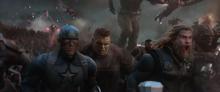 Мстители рвутся в бой - Мстители Финал
