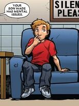 Wade Wilson (Earth-616) as a child from Deadpool Vol 2 60