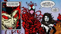 Carnage offers a deal for Demogoblin