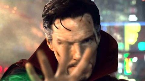 DOCTOR STRANGE TV Spot 12 - Reversed (2016) Benedict Cumberbatch Marvel Movie HD