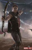 Hawkeye Vengadores