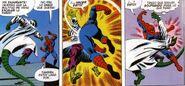 Spider-Man (Peter Parker) vs Lagarto (Curtis Connors)