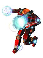 Armure d'Iron Man MK XXXVIII