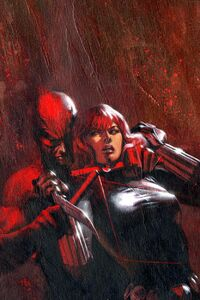 Black Widow (Natasha Romanoff) & Daredevil