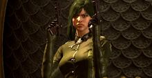 Мадам Гидра - Captain America Super Soldier game