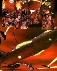 Avengers 502 Hawkeye's death