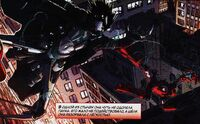 Edge of Spider-Verse 3 Spider-Man vs Naamurah