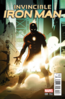Invincible Iron Man Vol 2 1 Variante de Asrar