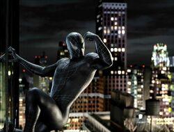 Spider-Man in Black