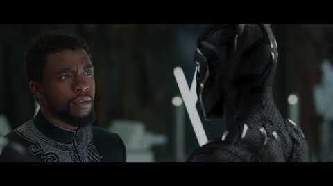 Чёрная пантера – Успей увидеть первым
