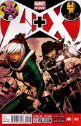 Avengers X-Men Vol 1 2