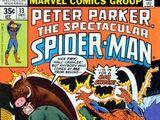 Peter Parker, O Espetacular Homem-Aranha Vol 1 13
