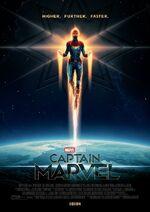 Captain Marvel Poster 4