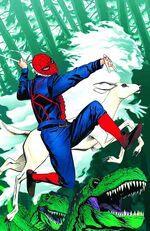 Spider-Man 1602 Vol 1 1 Textless